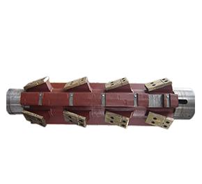 板带热轧线开卷取芯轴配件棱锥套