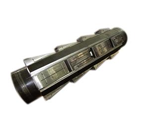 冷轧铝箔处理线开卷取芯轴配件棱锥套